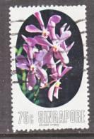 Singapore  250   (o)  FLOWERS  ORCHARDS - Singapore (1959-...)