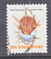 Singapore  269   (o)  SEA SHELLS - Singapore (1959-...)