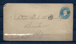 Brief Naar Brussels (Belgium) (GA6830) - Postzegels