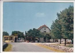 ROCAMADOUR 46  - MOTEL RESTAURANT DU CHATEAU - CPSM  CPM GF -  LOT ( Hotel ) - Rocamadour