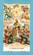 ED. S.L.E. NR. 9333 - S. IGNAZIO DI LOYOLA  - E - PR - Mm. 62 X 107 Circa - Religione & Esoterismo
