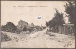 51----BRIMONT---Route De La Gare - Autres Communes