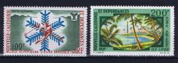 Nouvelle Caledonie:  A 96+97  MH/* - Luchtpost