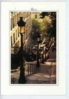 Paris - Les Escaliers De La Butte Montmartre - Photo Jacques Sierpinnski - Sacré Coeur