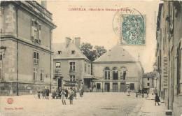 54 LUNEVILLE HOTEL DE LA DIVISION ET THEATRE - Luneville