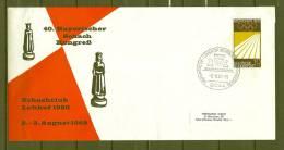 DUITSLAND, 02/08/1969 Bayerischer Schahkongros - LOHHOF (GA6872) - Schaken