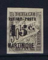 Martinique: Yv. Nr. 22 ,MH/* - Ongebruikt