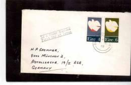 TEN8228  -  IRLANDA   -  FDC   CAT. UNIFICATO NR.   280/281 - Irlanda