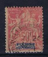 Nouvelle Caledonie: Yvert Nr 51 Used / Obl - Nieuw-Caledonië