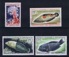 Nouvelle Caledonie: 331 + A 81 - 83  MNH/** - Nieuw-Caledonië