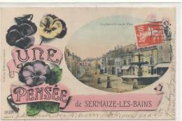 SERMAIZE LES BAINS - Une Pensée (chapellerie ) - Sermaize-les-Bains