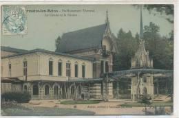 SERMAIZE LES BAINS - Etablissement Thermal - Le Casino Et La Source - Sermaize-les-Bains