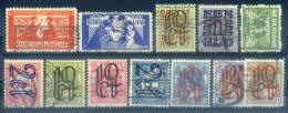 NEDERLAND - 1923/27 VARIOUS SETS - V6504 - Period 1891-1948 (Wilhelmina)