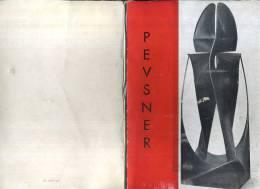 - CATALOGUE EXPO PEVSNER . PARIS 1957 - Sculptures