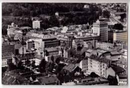EUROPE SLOVENIA LJUBLJANA PANORAMA BIG POSTCARD 1966. - Slovenia