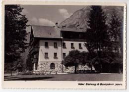 EUROPE SLOVENIA HOTEL ZLATOROG ON BOHINJ LAKE BIG POSTCARD - Slovenia