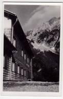 EUROPE SLOVENIA MOUNTAIN HOUSE UDER THE MOUNTIN STORZIC 1150 M 1956. POSTCARD - Slovenia