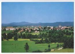 EUROPE SLOVENIA KOCEVJE PANORAMA BIG POSTCARD - Slovenia