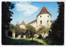 EUROPE SLOVENIA HOTEL TOWN MOKRICE BIG POSTCARD - Slovenia