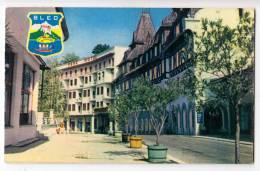 EUROPE SLOVENIA BLED HOTEL PARK POSTCARD 1963. - Slovenia