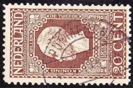1913 Jubileumzegels 20 Cent Bruin Lijntanding 11½ : 11 NVPH 95 A Met Afstempeling PURMEREND 3 - Poststempels/ Marcofilie