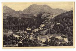 EUROPE SLOVENIA THE RESORT DOBRNA PANORAMA POSTCARD - Slovenia