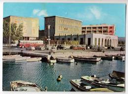 EUROPE SLOVENIA KOPER HOTEL TRIGLAV BIG POSTCARD 1965. - Slovenia