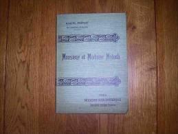 Mr Et Mme MOLOCH Par Marcel PREVOST Editeur FAYARD  - Nombreuses Illustrations - 1901-1940
