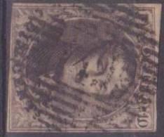 Nr 3 Obl P149 SOLRE SUR SAMBRE Belles Marges NIPA 3000 Cote 115 € TB - 1849-1850 Médaillons (3/5)