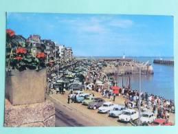 LE TREPORT - Les Quais Et L'Avant Port - Le Treport