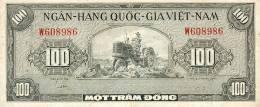 Vietnam, South - Vietnam, Pick 8 A, 100 Dong, 1955 ! - Vietnam