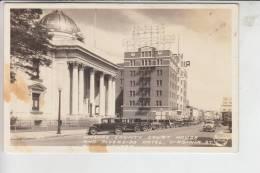 USA - NEVADA - RENO, Virgina Street, Washoe County Court House & Riverside Hotel, Kl. Flecken - Reno