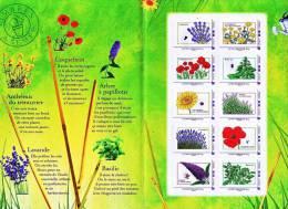 France 2011** Collector Timbres à Semer / Fleurs ( édition Limitée ) - Nuovi