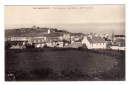 Locquirec (29)  Vue Generale Le Chateau De P Zaccone - Locquirec