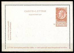 BE   Enveloppe Lettre  1893     ---  XX - Neuve   -  Léopold II 10c Rose - Letter Covers