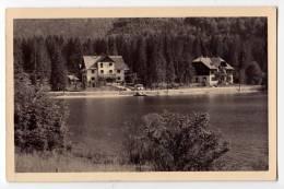 EUROPE SLOVENIA HOTEL ST. JANEZ ON THE BOHINJ LAKE OLD POSTCARD - Slovenia