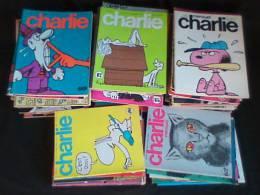 Charlie Mensuel - Lot Et Détail - Andere Tijdschriften