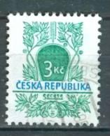 Czech Republic, Yvert No 92 + - Gebruikt