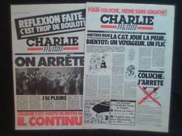 Charlie Matin. No1 Et 2. - 1950 - Nu