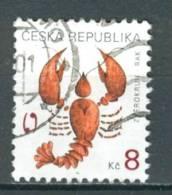 Czech Republic, Yvert No 224 + - Gebruikt