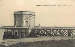 Charente Maritime - Port Des Barques -ref E662- Les Fontaines De Lupin   -carte Bon Etat - - Altri Comuni