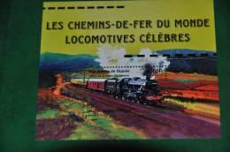 Guinee Postfris Treinen - Treni