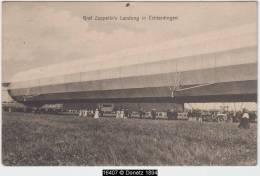 16407g Graf ZEPPELIN'S Landung In Echterdingen - Blankenberghe - 1909 - Blankenberge
