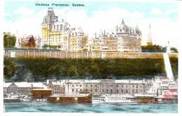 Québec - Château Frontenac - Valentine´s & Sons - VG Condition - État TB - Québec - Château Frontenac
