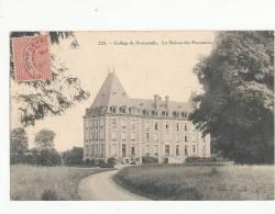 Clères Collège De Normandie La Maison Des Pommiers Cpa Bon état - Non Classificati