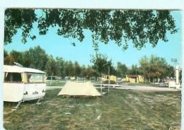 VICHY  , Camping Beau Rivage , Caravane , Tente - Vichy