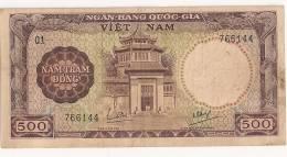 Viêt-Nam 500 Dong 1964 - Vietnam