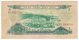 Viêt-Nam 2 Dong  1966 - Vietnam