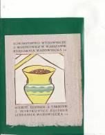 +1653/   TOWARZYSTWO  WYDAWNICZE  Librairie  MAZOWIECKA  Edit :  MORTKOWICZ  ::: TrèsTrèsBon état ::: 7 - Polonia