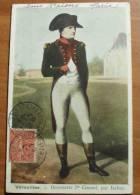 France - Versailles - Bonaparte, 1er Consul, Par Isabey - 1907 - Storia